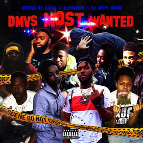 DMV Most Wanted  DJDee front cover