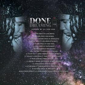 Done Dreaming By Devion CHILL iGRIND WILL front cover
