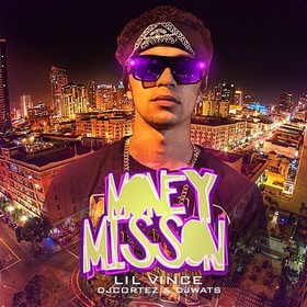 Money Mission Lil Vince front cover