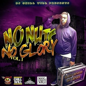 NNNGVOL1 CHILL iGRIND WILL front cover
