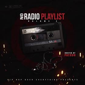 No Radio Playlist Vol. 2 HipHop Over Everything front cover