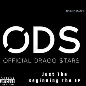 Just The Beginning The EP OD$ Lor Ju front cover