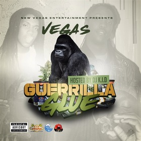 Guerrilla Glue VEGAS front cover