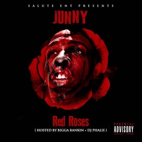 Red Roses Junny front cover