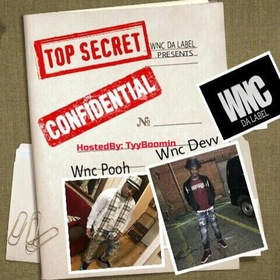 WNC Pooh X WNC Devv - Confidential TyyBoomin front cover