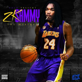 2k Sammy The Mixtape Don Sammy front cover