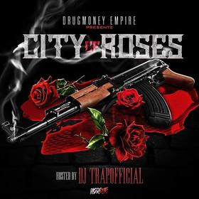CITY OF ROSES DJ Trap Official front cover