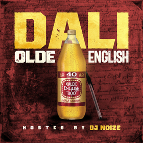 Olde English Dali front cover