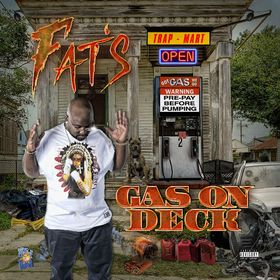 Gas On Deck Fats front cover