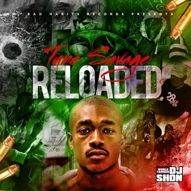 Reloaded Tune Savage front cover