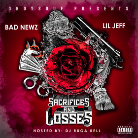 Sacrifices And Losses Bad Newz front cover