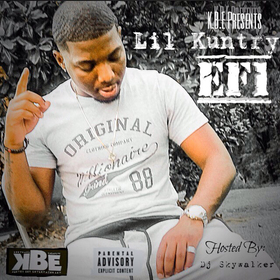 EF1 Lil Kuntry KBE front cover