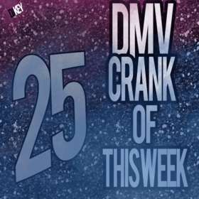 DMV Crank Of This Week #25 DJ Key front cover