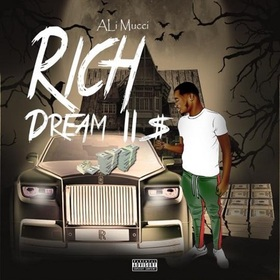 Rich Dream$ 2 Ali Mucci front cover