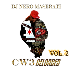CW3 RELOADED VOL. 2 DJ Nero Maserati front cover