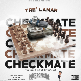 CheckMate Tre' Lamar front cover