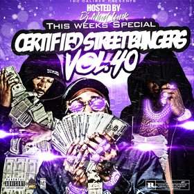 This Weeks Certified Street Bangers Vol.40 DJ Mad Lurk front cover