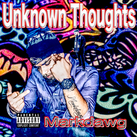 Unknown Thoughts Markdawg front cover