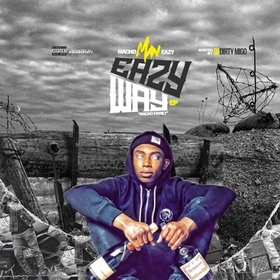 Eazy Way EP Macho Man Eazy front cover