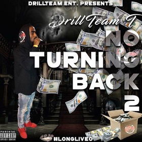 No Turning Back 2 DrillTeamT front cover
