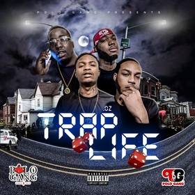 Trap Life Polo Gang front cover