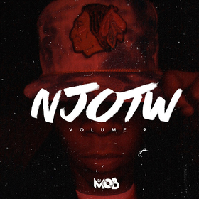 NJOTW.. Vol 9 DjMoB front cover