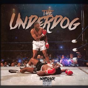 The Underdog 3ohBlack front cover