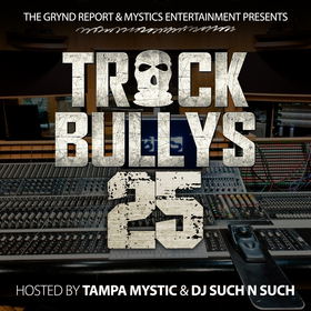 Track Bully's 25 Tampa Mystic front cover