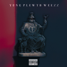 Resurrection EP YungPlewtoWeezz front cover