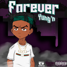 Forever Yung'N front cover