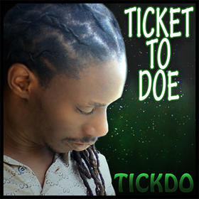 Ticket To Doe Tickdo front cover