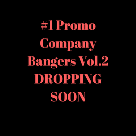 #1 Promo Company Bangers Vol. 2 ThisIsRapPromo front cover