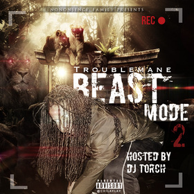 Beast Mode 2 Trouble Mane front cover