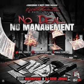 No Deal No Mangement M.Walk Terintino front cover
