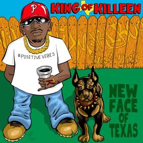 New Face Of Texas King Koupe front cover