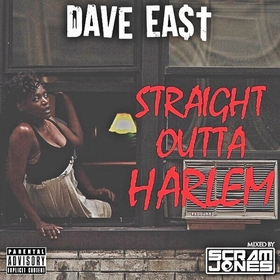 Straight Outta Harlem Dave East front cover