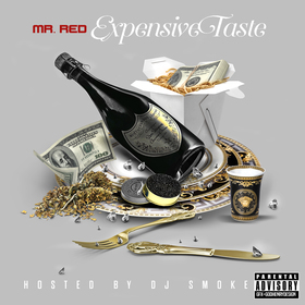 Expensive Taste Mr. Red front cover
