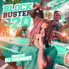 BlockBuster 20 DJ 1Hunnit front cover