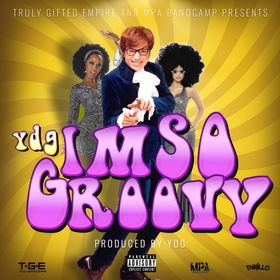 GROOVY Y.D.G. front cover