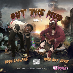 Out The Mud Vol.1 DJ BkStorm front cover
