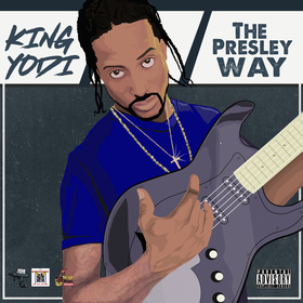 The Presley Way King Yodi front cover