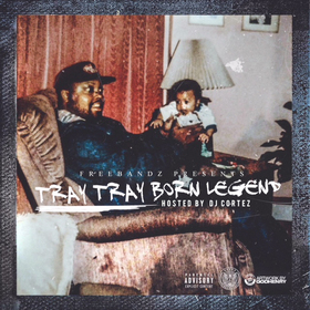 Born Legend Freebandz Tray Tray  front cover