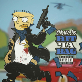 Hit 4 a Bagg NFL Cartel Bo front cover