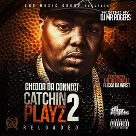Catchin Plays 2 Chedda Da Connect front cover