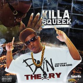 Pain Theory Killa Squeek front cover