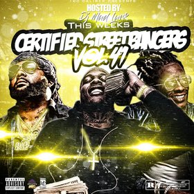 This Weeks Certified Street Bangers Vol. 41 DJ Mad Lurk front cover