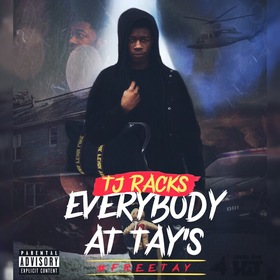 Everbody At Tay's Tj Racks front cover