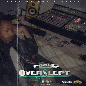 OverSlept Pooh C  front cover