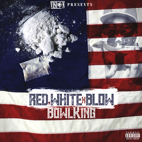 Red,White X Blow Bowl King front cover