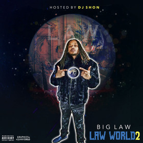 Law World 2 Big Law front cover
